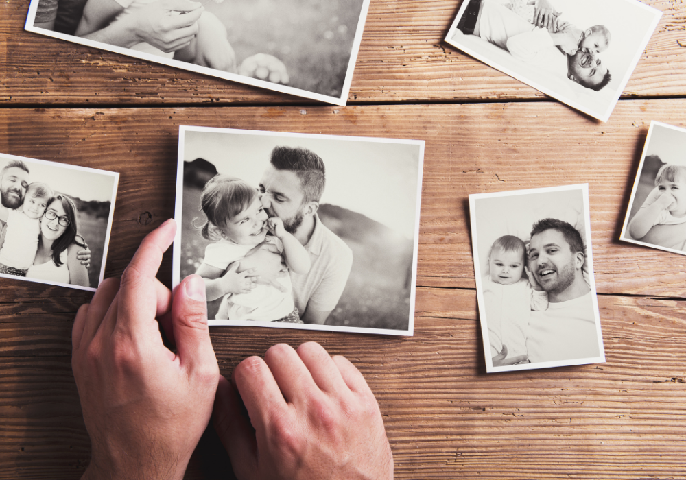 Modern Farmhouse Inspired Frames that Show Off Your Favorite Photos Perfectly